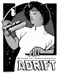 Science Fiction - Adrift by Scott D. Danielson