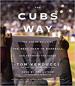 Sports Audiobook - The Cubs Way by Tom Verducci