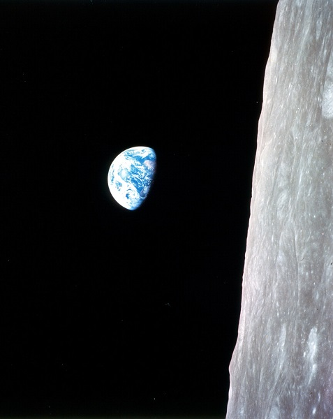 Earthrise, Apollo 8, NASA